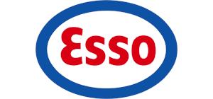 ESSO Logo Colour